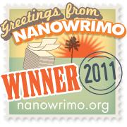 I'm a NaNoWriMo winner!